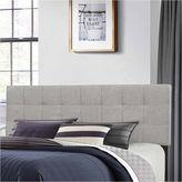 Asstd National Brand Bedroom Possibilities Daniella Upholstered Headboard