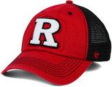 '47 Rutgers Scarlet Knights Taylor Closer Cap