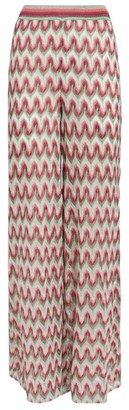 Missoni Patterned Knit Trousers