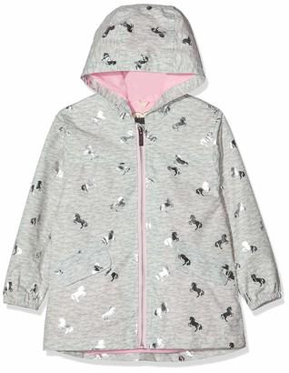 Hatley Girl's Microfiber Rain Jackets Raincoat