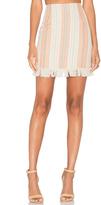 Majorelle Saddle Skirt
