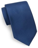 Saks Fifth Avenue Textured Silk Tie