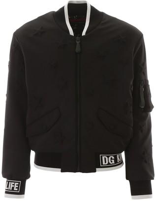 Dolce & Gabbana Star Bomber Jacket
