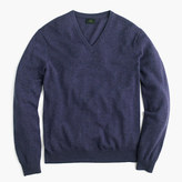 J.Crew Tall Italian cashmere V-neck sweater