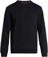Lanvin Crew-neck wool-blend sweatshirt