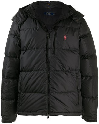 Polo Ralph Lauren Hooded Padded Down Jacket