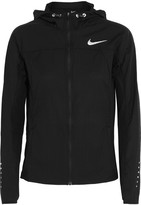 Nike Hooded Shell Jacket - Black