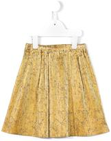 Bobo Choses 'Golden' skirt - kids - Polyester - 7 yrs