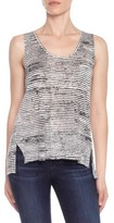 Joe's Jeans Women's Janelle High/low Tank