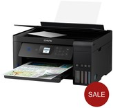 Epson Eco-Tank Printer ET-2750 With 2 Years Ink Supply And Optional Paper