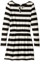 Splendid Littles Yarn-Dyed Stripe Loose Knit Dress Girl's Dress