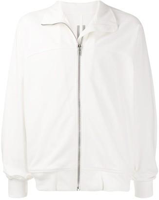 Rick Owens Zip Front Track Jacket