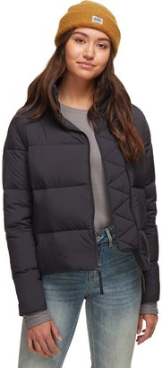 Basin and Range Cropped Down Puffy Jacket - Women's