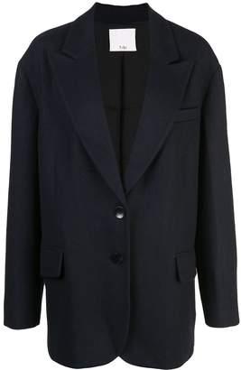 Tibi felted Liam tuxedo jacket