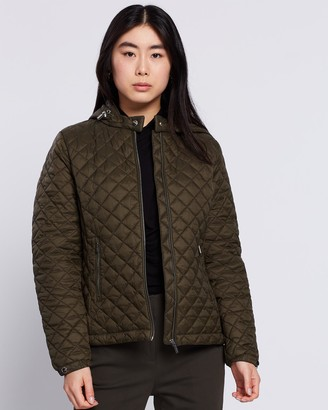 David Lawrence Victoria Quilted Puffa Jacket