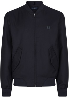 Fred Perry Logo Bomber Jacket
