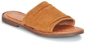Musse & Cloud Musse Cloud KENNICE women's Mules / Casual Shoes in Brown
