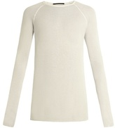 Haider Ackermann Arsenic long-sleeved jersey T-shirt