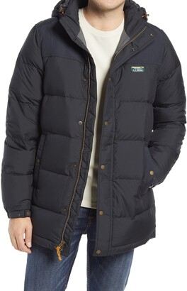 L.L. Bean Mountain Classic 650 Fill Power Down Parka