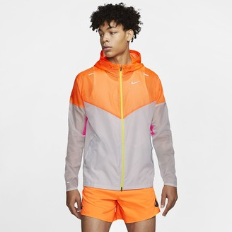 Nike Mens' Running Jacket Windrunner