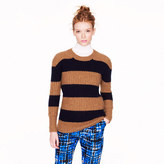 J.Crew Collection rugby-stripe sweater