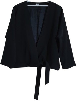 Filippa K Black Jacket for Women