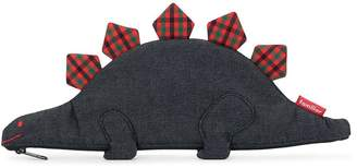 Familiar dinosaur shape clutch bag