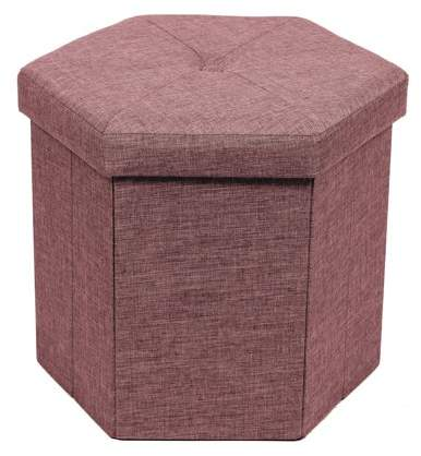 Astounding Folding Storage Ottoman Shopstyle Squirreltailoven Fun Painted Chair Ideas Images Squirreltailovenorg