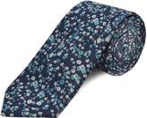 House of Fraser Double TWO Extra Long Polyester Tie