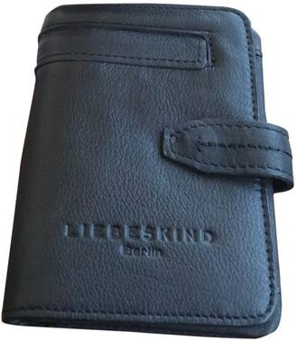 Liebeskind Berlin Black Leather Wallets