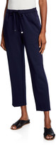Eileen Fisher Travel Ponte Ankle Pants