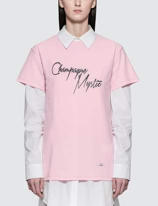 Blouse Champagne Mystic S/S T-Shirt