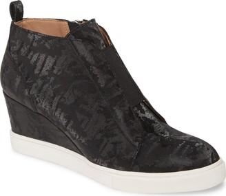 Linea Paolo Felicia III Wedge Sneaker