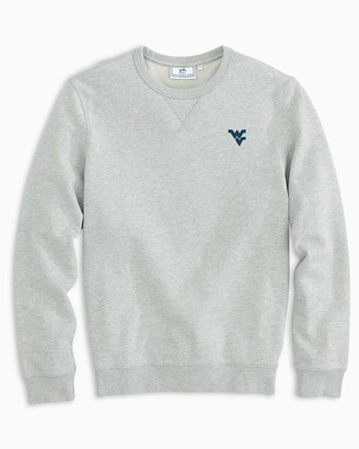 Southern Tide West Virginia Upper Deck Pullover Sweater