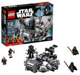 Lego ; Star Wars Darth Vader Transformation 75183
