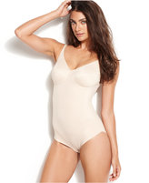 Miraclesuit Extra Firm Control Molded Cup Comfort Leg Body Shaper 2802