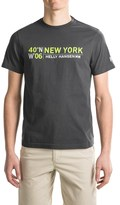 Helly Hansen City T-Shirt - Short Sleeve (For Men)