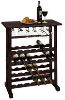 Andover Mills Eliza 24 Bottle Floor Wine Rack