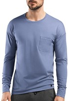 Hanro Paolo Long Sleeve Cotton Tee