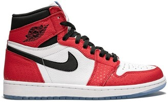 Jordan Air 1 Retro High OG Spider-Man: Origin Story