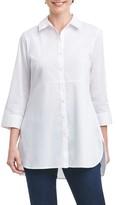 Foxcroft Women's Gwen Stretch Tunic Shirt