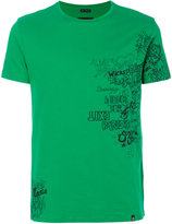 Marc Jacobs printed T-shirt - men - Cotton - S