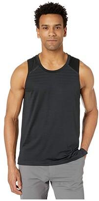 Rhone Swift Tank (Black) Men's Clothing