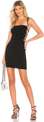 by the way. Kathleen Strappy Mini Dress