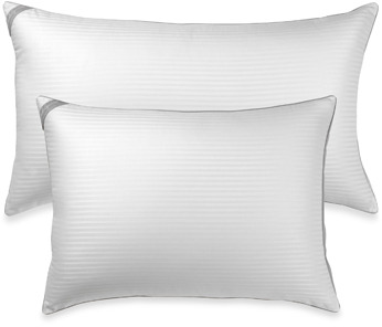 Isotonic Indulgence™ Side Sleeper Zipper Pillow Cover, 100% Cotton, 500 Thread Count