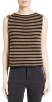Vince Women's Stripe Knit Tank