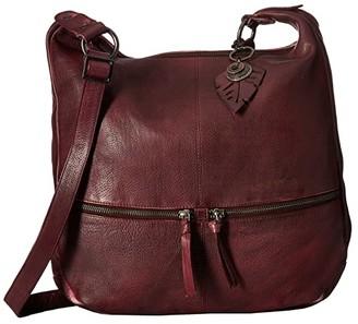 Amsterdam Heritage Luijk (Burgundy) Handbags