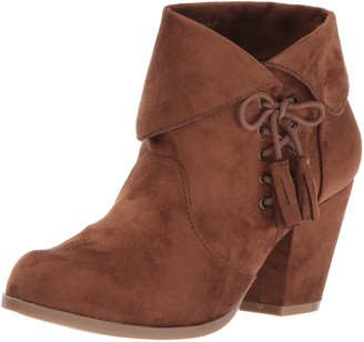 Not Rated Women's Soset Ankle Bootie