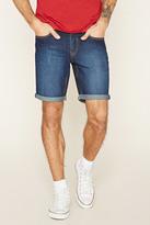 Forever 21 FOREVER 21+ Denim Shorts