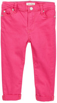 Jessica Simpson Rolled Cuff Jean (Toddler & Little Girls)